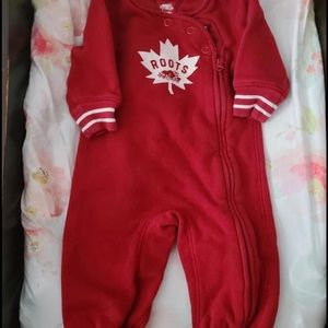 Baby roots outfit